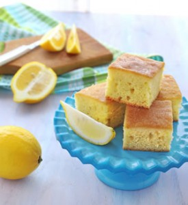 Lemon Tea Cake Image